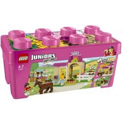 Klocki LEGO Juniors 10674 Farma z kucykiem