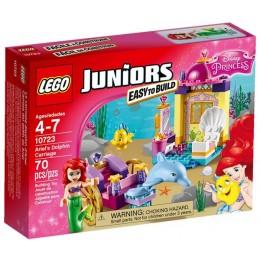 Klocki LEGO Juniors 10723 Kareta Arielki z Delfinem