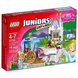 Klocki LEGO Juniors 10729 Kareta Kopciuszka