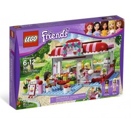 Klocki LEGO Friends 3061 Kawiarnia