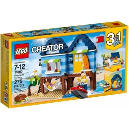 Klocki LEGO Creator - Wakacje na plaży 31063