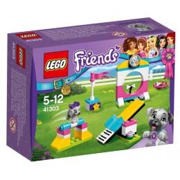 LEGO Friends - Plac zabaw dla piesków 41303