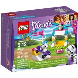 LEGO Friends - Sztuczki i przysmaki dla piesków 41304