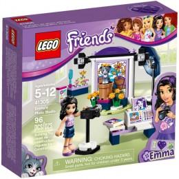 LEGO Friends - Pracownia fotograficzna Emmy 41305