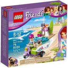 LEGO Friends - Plażowy skuter Mii 41306
