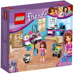 LEGO Friends - Kreatywne laboratorium Olivii 41307