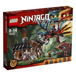 Klocki LEGO Ninjago - Kuźnia Smoka 70627