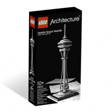 Klocki LEGO Architecture 21003 Seatle Space Needle