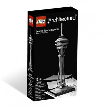 Klocki LEGO Architecture 21003 Seatle Space Needle