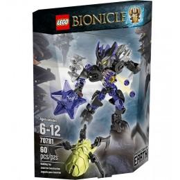 Klocki LEGO Bionicle 70781 Obrońca Ziemi
