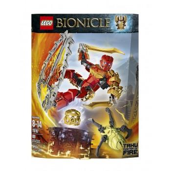 Klocki LEGO Bionicle 70787 Tahu Władca Ognia