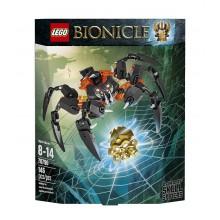 Klocki LEGO Bionicle 70790 Lord Pająków Zagłady