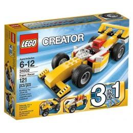 Klocki LEGO Creator 31002 Samochód Wyścigowy