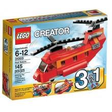 Klocki LEGO Creator 31003 Czerwony Śmigłowiec