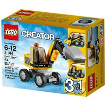 Klocki LEGO Creator 31014 Koparka