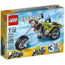 Klocki LEGO Creator 31018 Zdobywca Autostrad