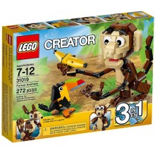 Klocki LEGO Creator 31019 Zawadiackie Zwierzęta