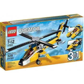 LEGO Creator 31023 Szybkie Pojazdy 3w1