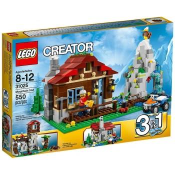 Klocki LEGO Creator 31025 Chatka w górach