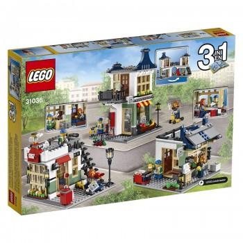 Klocki LEGO Creator 31036 Sklep z Zabawkami i Owocami