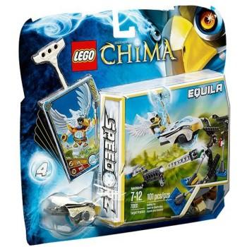 Klocki LEGO® Chima™ 70101 Strzelanie do Celu - Equila