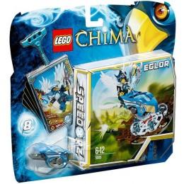 Klocki Lego Chima 70105 Gniazdo