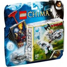 Klocki Lego Chima 70106 Lodowa Wieża