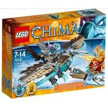 Klocki LEGO Chima 70141 Lodowy Szybowiec Vardy'ego