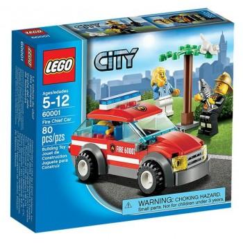 Lego City 60001 Samochód Komendanta