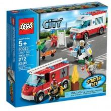 Klocki Lego City 60023 Zestaw Startowy