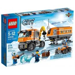 Klocki Lego City 60035 Mobilna Jednostka Arktyczna