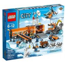 Lego CITY 60036 Wielka Arktyczna Baza