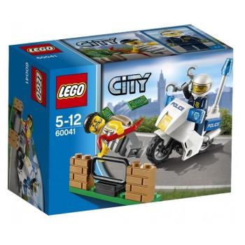 Klocki Lego City 60041 Pościg za przestępcą