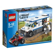 Klocki Lego City 60043 Furgonetka policyjna