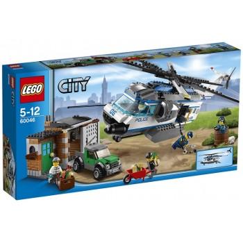 Klocki Lego City 60046 Policyjny helikopter zwiadowczy
