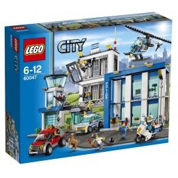 LEGO 60047 POSTERUNEK POLICJI KOMENDA