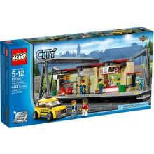 Lego CITY 60050 Pociągi: Dworzec Kolejowy