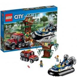 Klocki LEGO CITY 60071 Policja - Wielkie Zatrzymanie