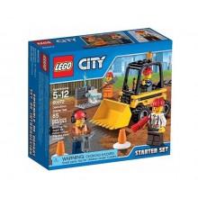 Klocki Lego City 60072 Rozbiórka Wyburzanie Zestaw Startowy