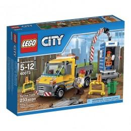 Klocki LEGO CITY 60073 Rozbiórka - Wóz Techniczny