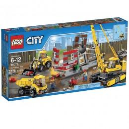 Klocki LEGO CITY 60076 Rozbiórka