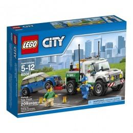 Klocki LEGO CITY 60081 Superpojazdy - Samochód Pomocy Drogowej