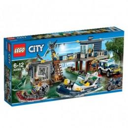 Klocki LEGO CITY 60069 Policja - Posterunek Wodnej Policji
