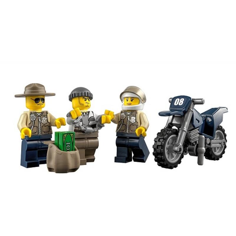 Klocki Lego City 60069 Policja Posterunek Wodnej Policji Sklep