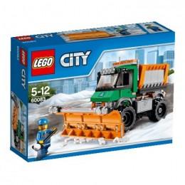 Klocki LEGO CITY 60083 Superpojazdy - Pług Śnieżny