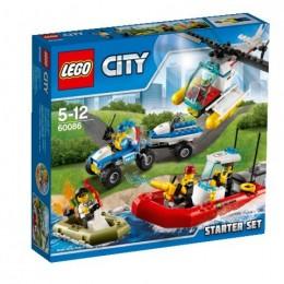 Klocki LEGO CITY 60086 Miasto - Zestaw Startowy