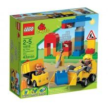 Lego Duplo 10518 Mój Pierwszy Plac Budowy