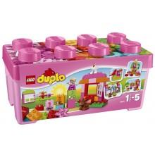 Lego Duplo 10571 Klocki Uniwersalne Różowy