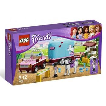 Klocki LEGO Friends 3186 Przyczepa dla konia Emmy