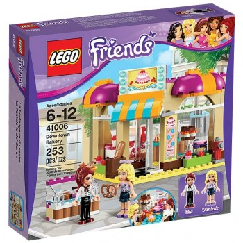 Klocki LEGO Friends 41006 Piekarnia
